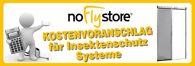 Kostenvoranschlag für Fliegengitter Insektenschutz Systeme
